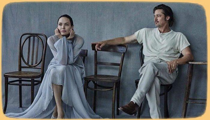 Анджелина Джоли и Брэд Питт приостановили бракоразводный процесс - «Шоу-Бизнес»