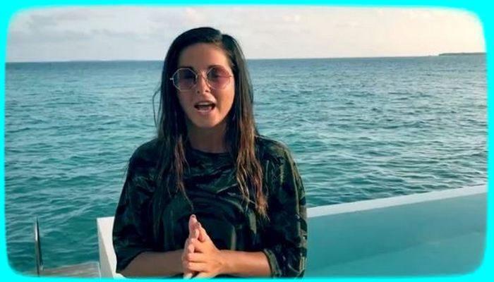Певица Нюша вышла замуж на Мальдивах - «Шоу-Бизнес»
