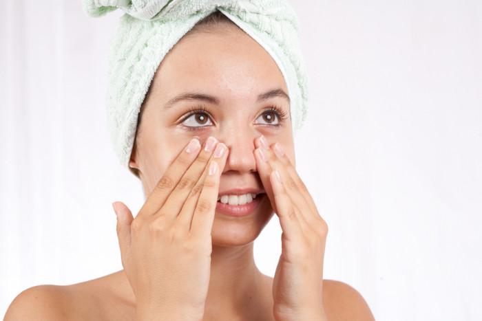 Как полностью очистить кожу после использования скраба - «Уход»