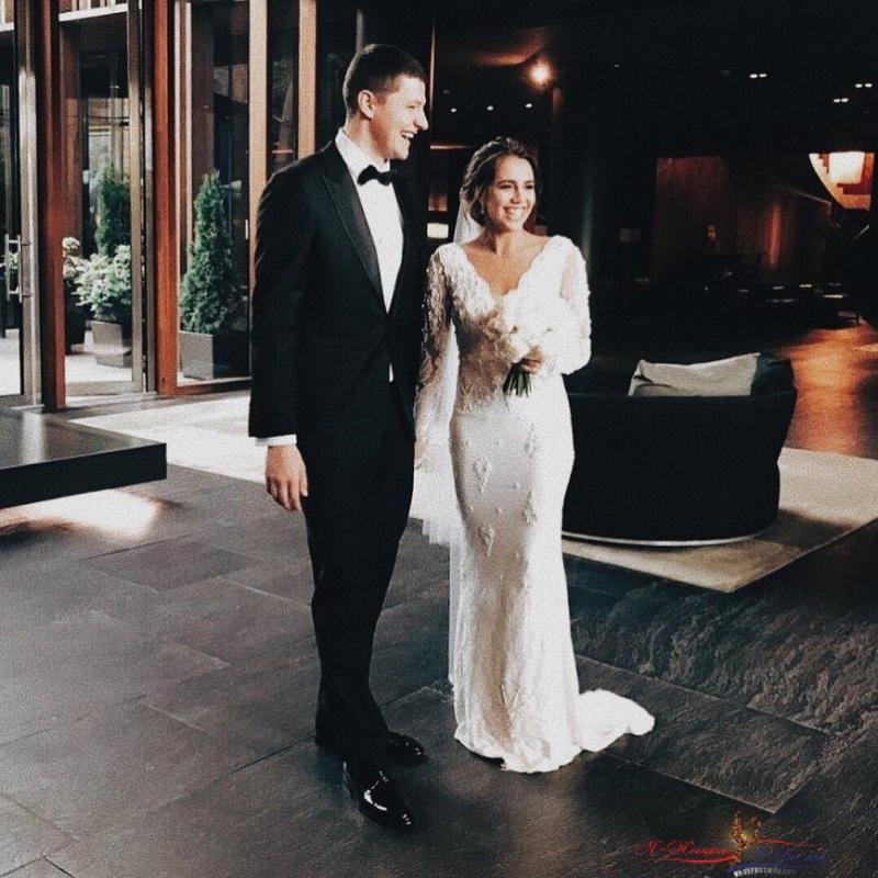 «Плачу от счастья!»: Маргарита Мамун вышла замуж - «Любовь»