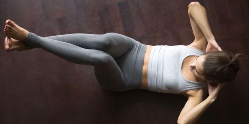 Эффективная гимнастика для ног и живота - «Здоровье»