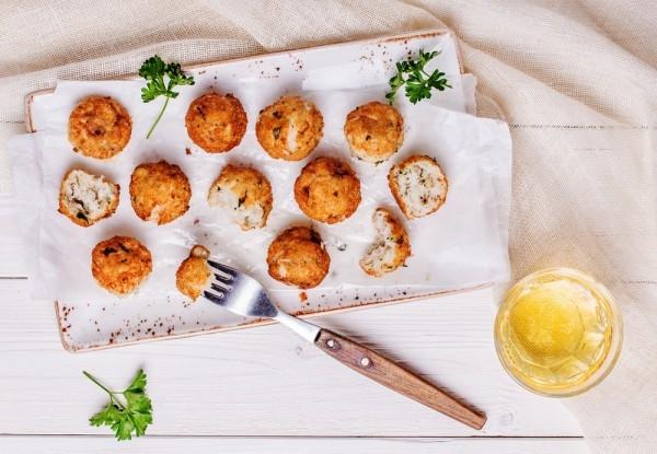 Крокеты из белой рыбы во фритюре - «Второе блюдо»