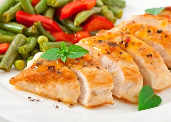 Жареное куриное филе в специях - «Второе блюдо»