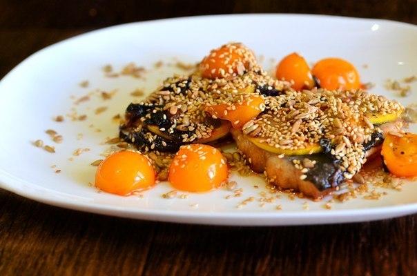 Нежная рыба в гранатовом соусе - «Второе блюдо»