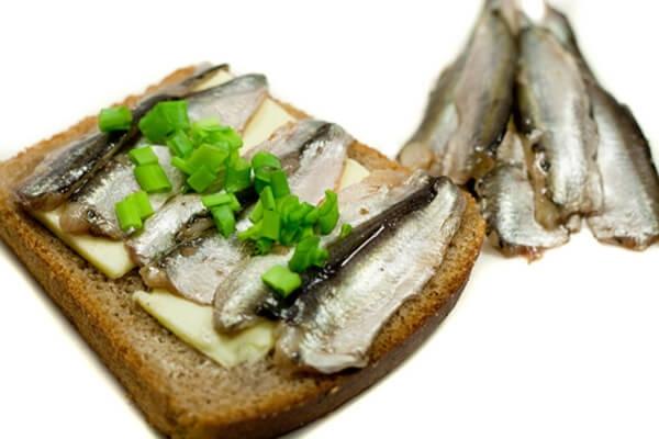 Килька в маринаде: старинный рецепт - «Закуски»