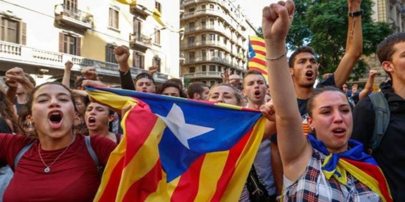 Каталония хочет на выход. Кто следующий? - «Бизнес»