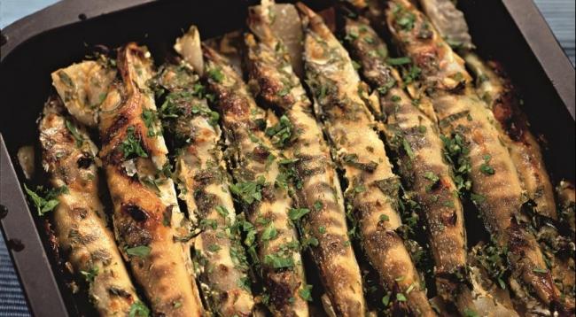 Ледяная рыба под горчичным соусом - «Второе блюдо»