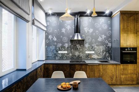 Как сделать маленькую кухню удобной: 10 примеров от Houzz - «Дом»