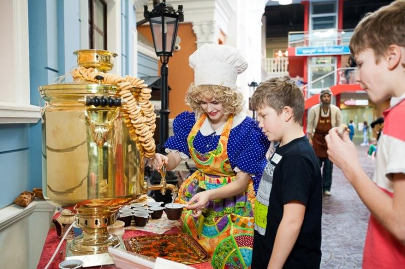 Праздник широкой Масленицы в «Мастерславле» - «Дети»