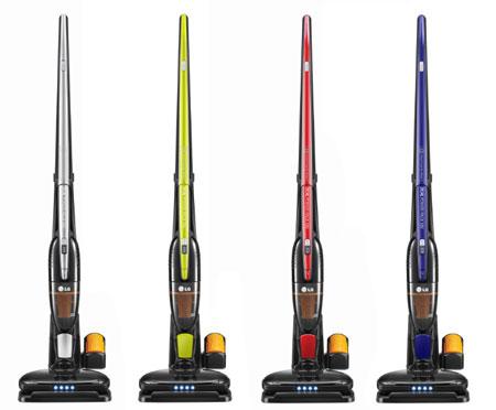 Беспроводной пылесос LG CordZero 2в1: технологии заботы - «Дом»