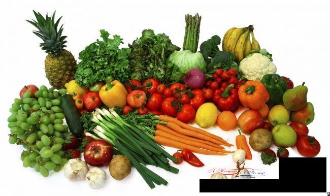 Фрукты овощи для сперматозоидов