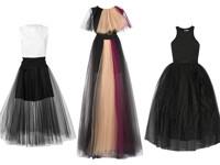 Вечерние платья с вырезами - «Мода»
