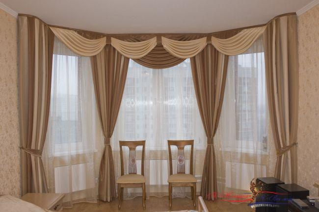 Как выбрать цвет занавесок для разных комнат