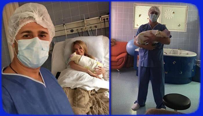 Дарья и Сергей Пынзари во второй раз стали родителями - «Шоу-Бизнес»