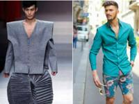 Сетчатые майки и другие способы обнажиться - «Мода»