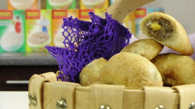 Пирожки с гречневой кашей и куриной печенкой - «Видео уроки рецептов»