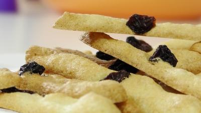Хрустящее печенье за 25 минут - «Видео уроки рецептов»