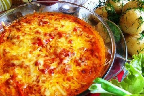 Курица «Пикассо» с овощами и пряностями - «Второе блюдо»