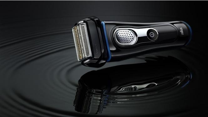 Braun Series 9 — целых два новых слова и одна цифра в сочетании дизайна и высоких технологий для безупречного бритья!