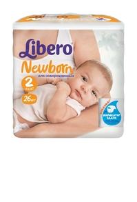 Libero Newborn – наши самые мягкие подгузники для новорожденных*