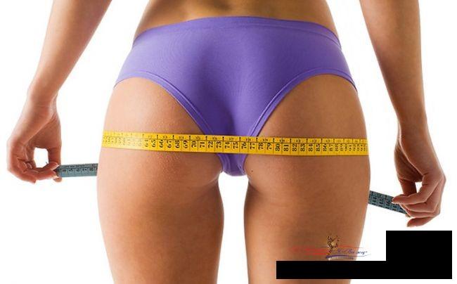 8 советов для похудения бедер и ягодиц