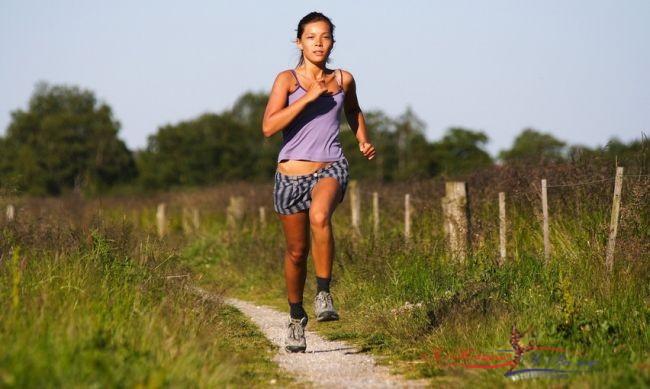 Как защитить кожу во время бега