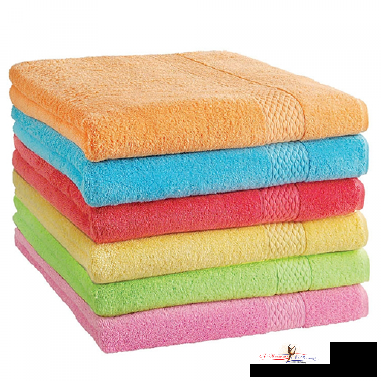 Как купить полотенца для дома недорого