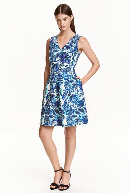 Летние платья с цветочным принтом - «Стиль жизни»