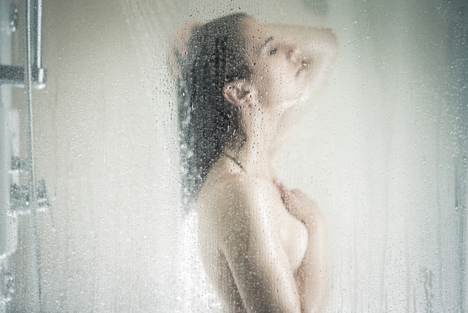 Boy nudity shower vk