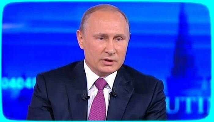 Президент Путин признался, что недавно стал дедом во второй раз - «Шоу-Бизнес»