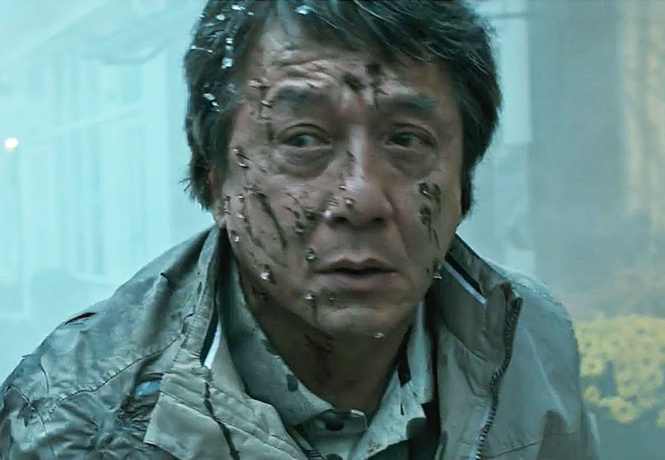 Наконец-то! Джеки Чан снялся в боевике для взрослых!