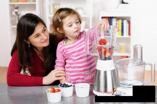 Сбалансированное питание для ребенка: советы опытной мамы