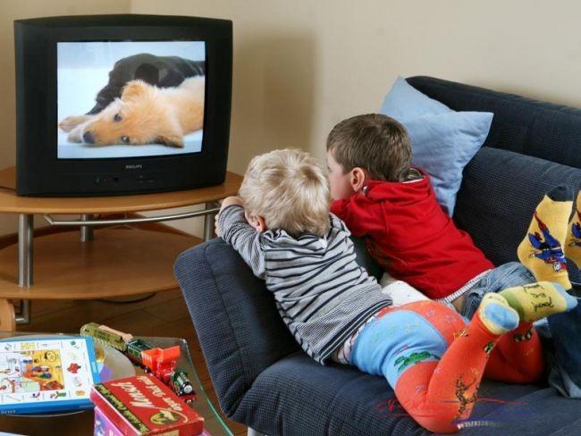 Может ли быть полезным телевидение для детей?