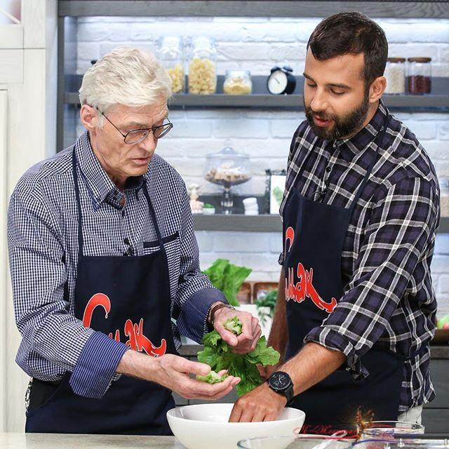 Он еще и готовить умеет: Рецепт пирога от Бориса Щербакова - «Рецепты»