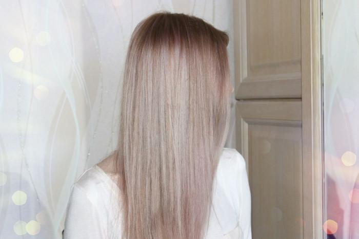 Почему розовый блонд идет не только 18-летним и как найти свой идеальный оттенок - «Уход»