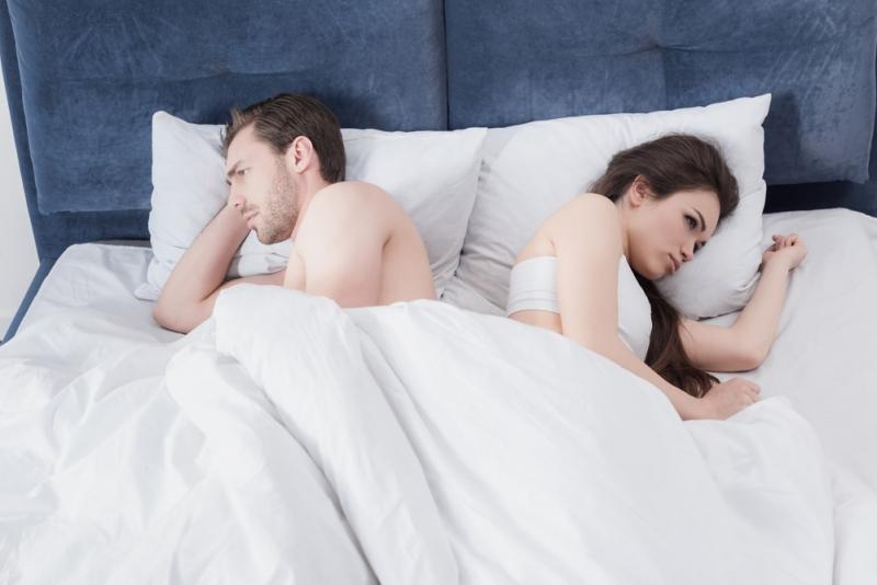 5 неожиданных причин, по которым ты не хочешь секса с любимым - «Семейные отношения»