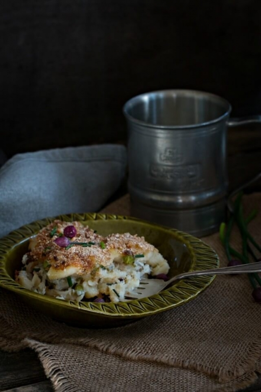 Рыбная запеканка по-норвежски - «Второе блюдо»