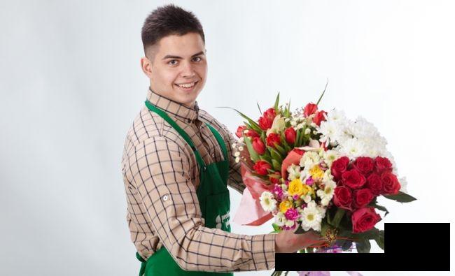 Доставка цветов - лучший способ сделать человеку приятное