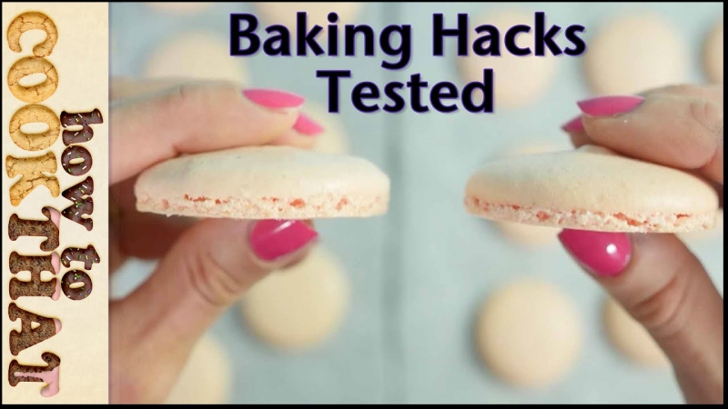 Baking HACKS Tested Hit OR Myth? How To Cook That Ann Reardon  - «Видео советы»