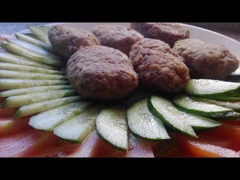 Котлеты из консервы сардины (ВИДЕО) - «Второе блюдо»