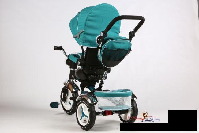 Детский трехколесный велосипед: как выбрать?