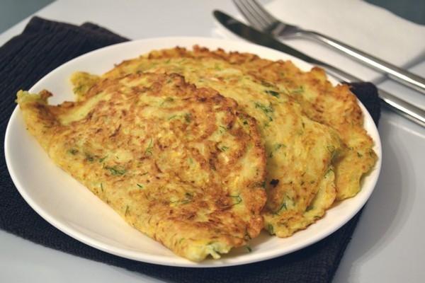 Чебуреки из кабачков с куриной грудкой - «Второе блюдо»