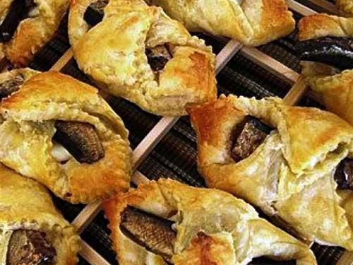Прибалтийские пирожки со шпротами (ВИДЕО) - «Закуски»