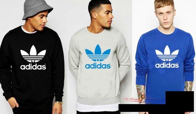 Adidas - одежда для сильных и стильных мужчин