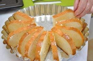 Оригинальные горячие бутерброды - «Закуски»