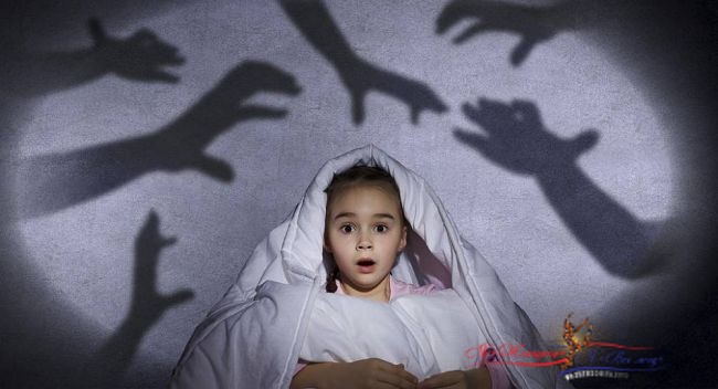 Детская боязнь темноты: пути избавления