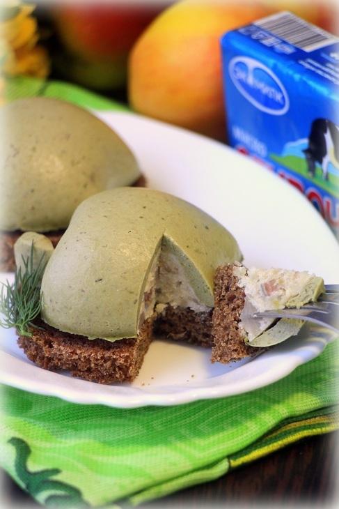Форшмак в острой шубе из авокадо - «Закуски»