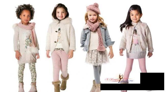 Качественная одежда для девочек - гарантия радости у ребенка