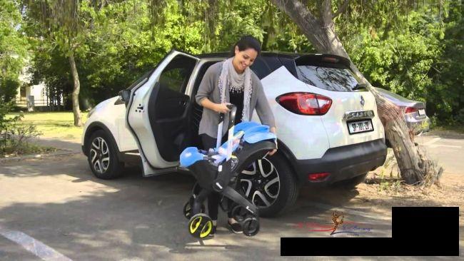 Коляска и автокресло - самые важные товары для новорожденного ребенка