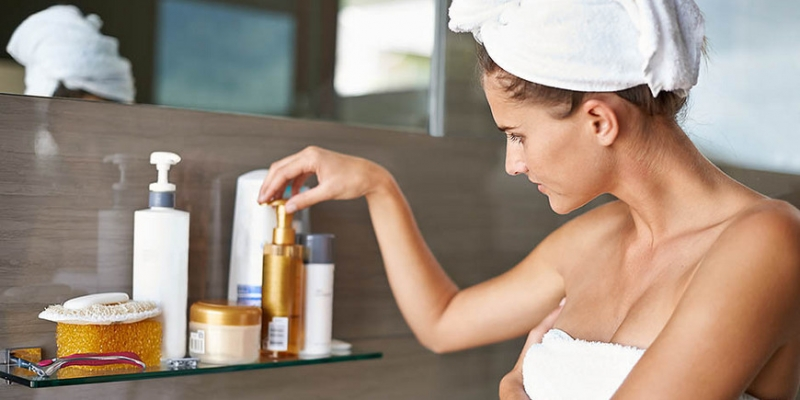 6 вредных привычек для кожи - «Здоровье»